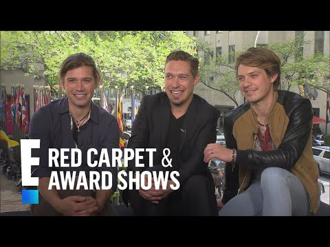 Who's Who in Hanson? | E! Live from the Red Carpet