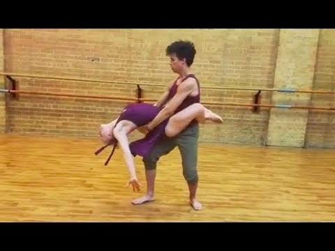 Love Me Like You Do - Charity and Andres (World of Dance Audition)
