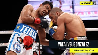 "FULL FIGHT | Kal Yafai vs. Roman ""Chocolatito"" Gonzalez (DAZN REWIND)"