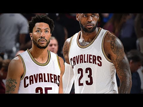 Cavs Sign Derrick Rose! LeBron Won't Waive No Trade Clause! NBA Free Agency 2017