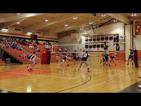 Boys Volleyball- CR North vs. Pennsbury (2016)