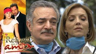 Un refugio para el amor - Capítulo 69: Claudio cae en la trampa de Rosa Elena | Tlnovelas