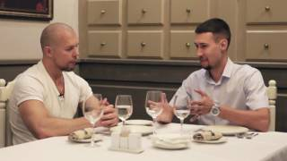 Антон Потатуев и Алексей Кушнаренко Как сочетать Йогу, Правильное питание, Бизнес, Путешествия