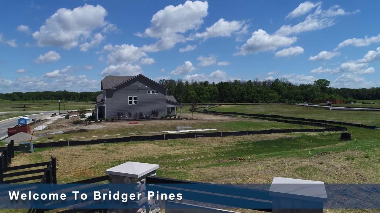 bridger pines new homes in fishers indiana calatlantic homes