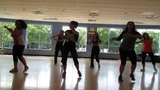 Talento de Television-Willie Colon y Ruben Blades Zumba/Dance fitness