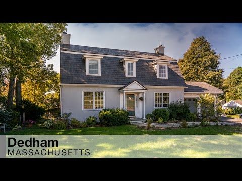 Video of 685 East Street | Dedham, Massachusetts real estate & homes by Michael Pallares