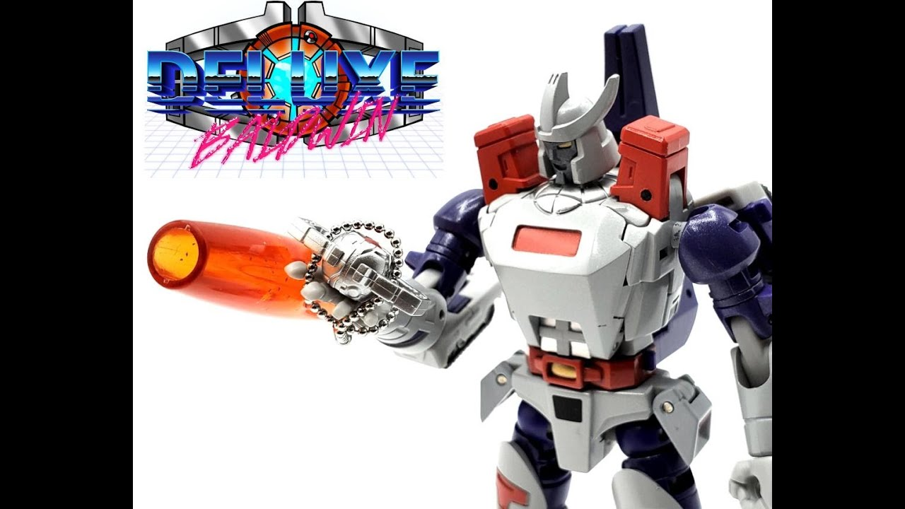 NewAge Toys Darius Review. (Galvatron Toy Colors) by Deluxe Baldwin
