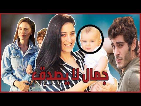 اول صورة واضحة لابن هازال كايا و كنان اميرزالي اوغلوا سيصبح اب و هذا جنس طفله المنتظر