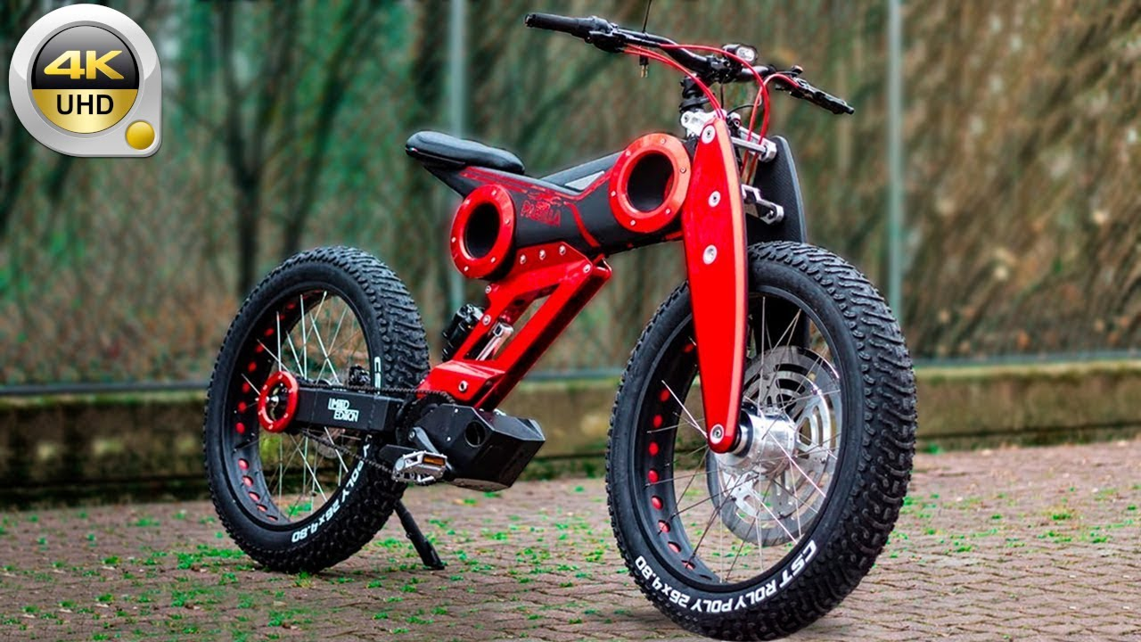 TOP 10 MOST POWERFUL ELECTRIC BIKES IN THE WORLD
