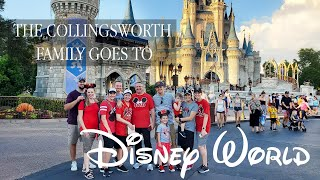Download lagu The Collingsworth Family Goes To Disney World 2019