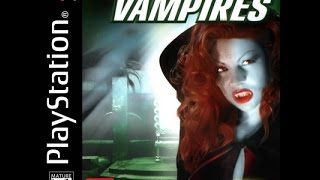 Vampire Countdown or is it Countdown Vampire? Review PSX
