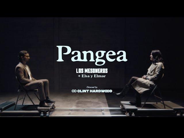 Los Mesoneros & Elsa y Elmar - Pangea (Video Oficial)