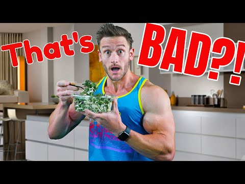 "4 Shocking ""Health Foods"" that are Bad for You"