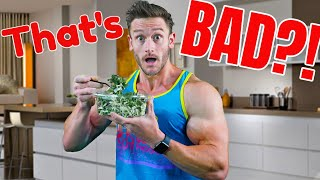 """4 Shocking """"Health Foods"""" that are Bad for You"""