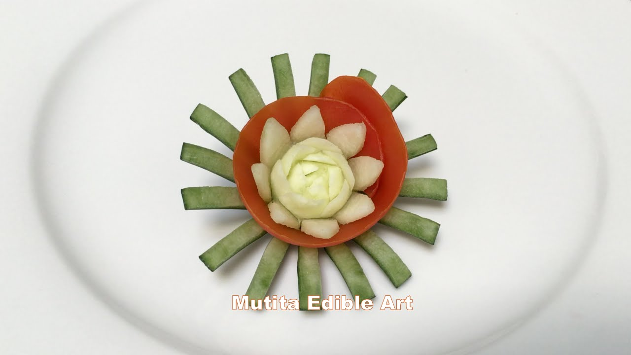 steps in vegetable carving essay
