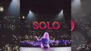 Solo  - Halsey (Lyrics) (Frank Ocean Cover)