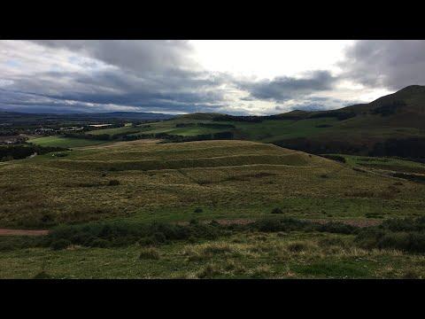 Castle Law Celtic Iron Age Fort