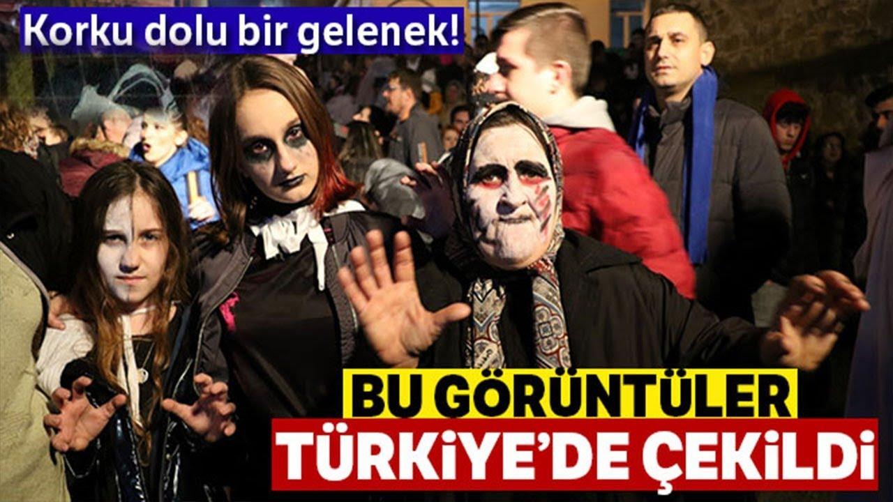 Korku dolu bir Balkan geleneği: Bocuk Gecesi 10