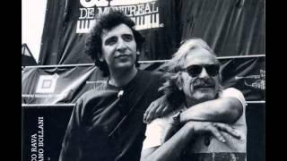 Enrico Rava & Stefano Bollani. There