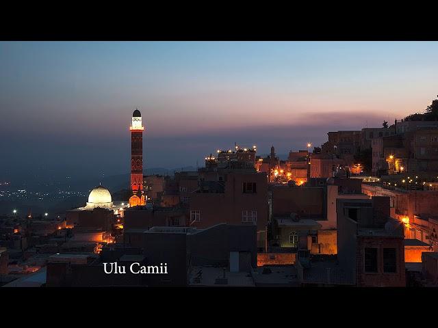 Mardin: Kırmızı, Mavi, Gece / Mardin: Sunset, Blue, Night