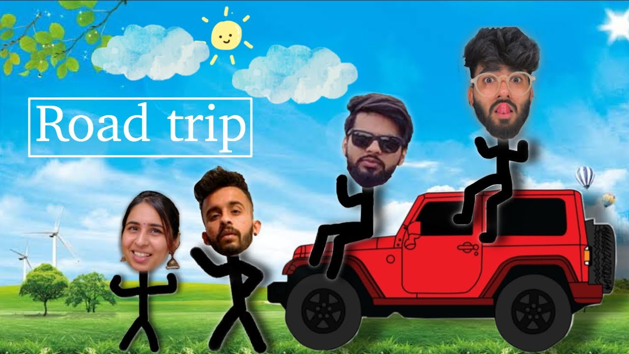 MERA SAFAR /EPISODE-1/ ROAD TRIP DURING COVID-19! / WITH COUSINS / PARTH SURI