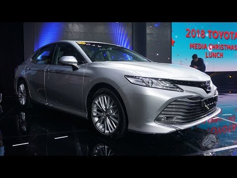 All New Camry Philippines Grand Avanza 2017 Price In Bangladesh The 2019 Toyota Launched Youtube