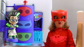 NEW Mission Control Romeo Steals PJ Masks TV