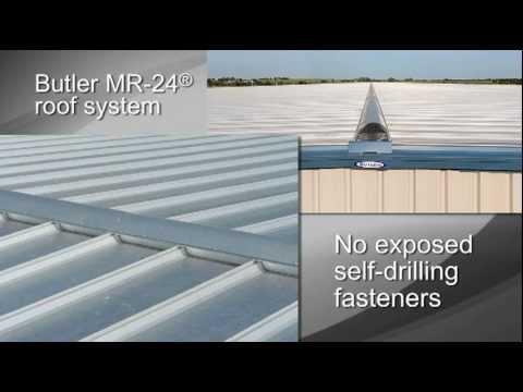 Butler Mr 24 Ridge Transition Youtube
