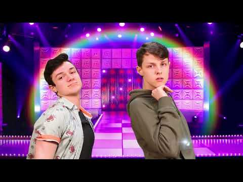 THS Amazing Race audition tape - Jacob Jones and James Canfield