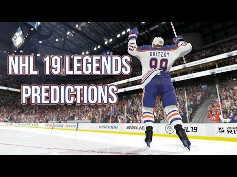 NHL 19: 200+ Legends Predictions