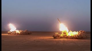 U.S. Forces Conduct Rocket Strikes Against ISIS Syria
