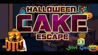 Halloween Cake Escape