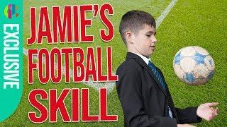 Jamie Johnson's Special Skill