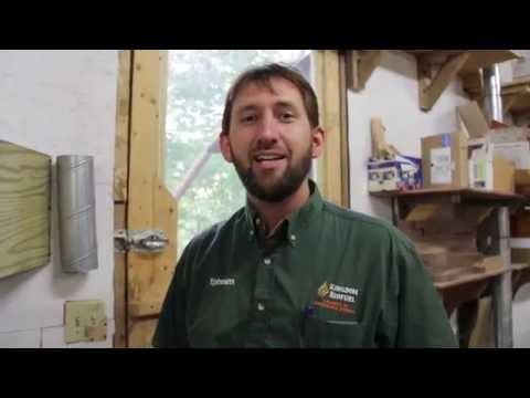 Customized wood pellet storage bins