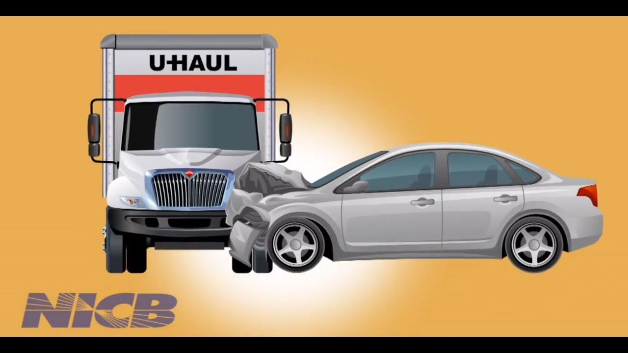 Fraud Files: Crashing U-Haul Trucks for Cash - YouTube
