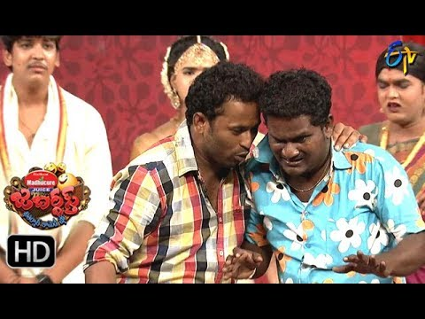 Kiraak RP Performance | Jabardasth | 28th September 2017| ETV  Telugu