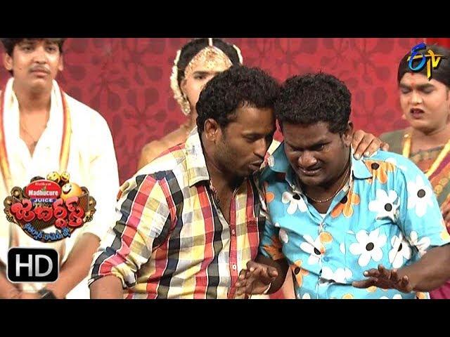 Kiraak RP Performance | Jabardasth | 28th September 2017| ETV  Telugu