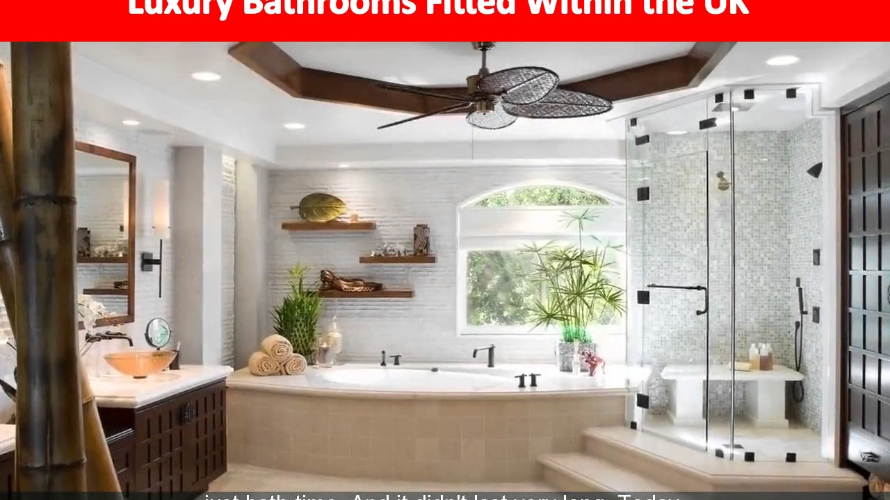 Luxury Bathrooms London | Luxury Bathroom Ideas And Design London