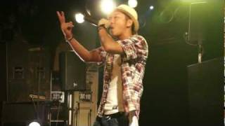 ZERO RELEASE LIVE TOKYO@渋谷 VUENOS 2011.9.11 PART 5 of 9