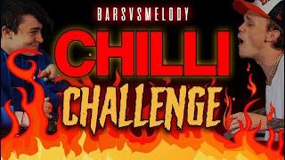 Chilli Challenge - Hot Ones - Bars Vs Melody