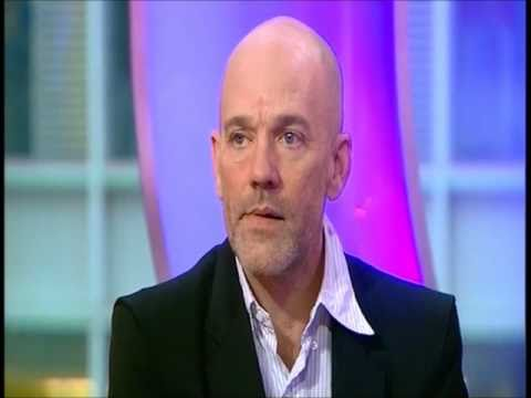 Michael Stipe on The One Show 2008