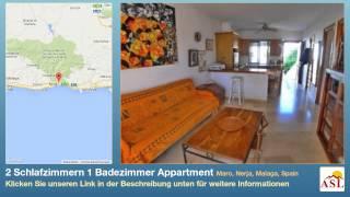 2 Schlafzimmern 1 Badezimmer Appartment zu verkaufen in Maro, Nerja, Malaga, Spain