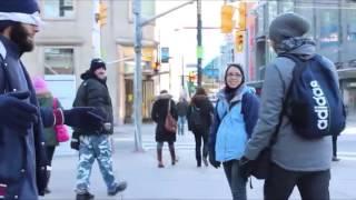 I Trust You, Do You Trust Me? Give Me A Hug | I'm Muslim Not A Terrorist