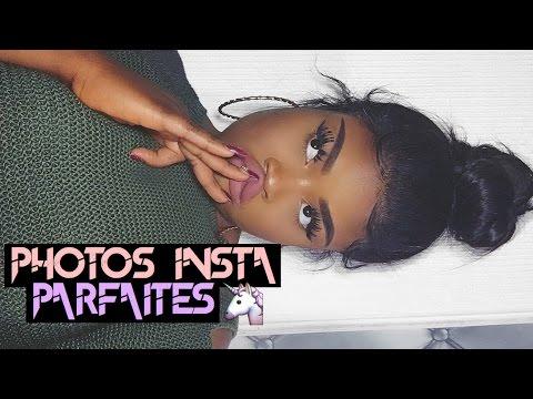 ASTUCES CHOC POUR DES PHOTOS INSTAGRAM PARFAITES