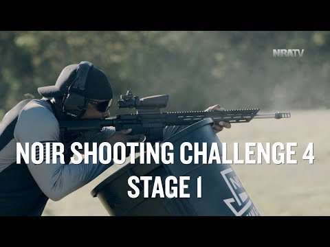 NOIR SHOOTING CHALLENGE 4: STAGE 1
