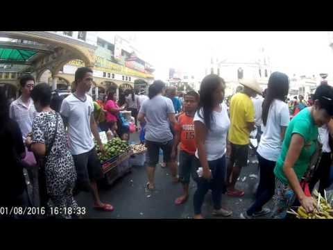 Quiapo Manila 2016. The day before Fiesta Nazareno