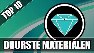 """""""De DUURSTE materialen!"""" - MEGA TOP TIEN!"""
