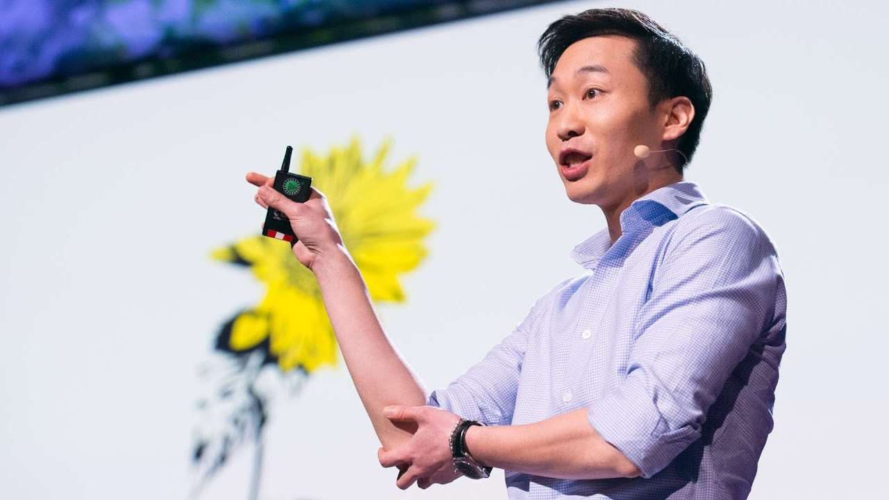 Design for All 5 Senses | Jinsop Lee | TED Talks