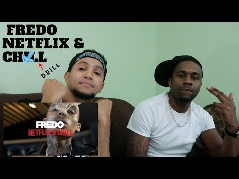 Americans react to Fredo - Netflix & Chill (Official Video)