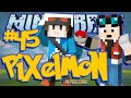 Minecraft | POKEMON TRAINER OUTFIT!! | Pixelmon Mod w/DanTDM #45